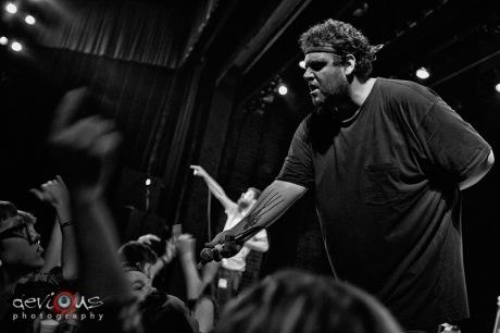Aesop Rock live concert photos Madison WI Barrymore Theatre