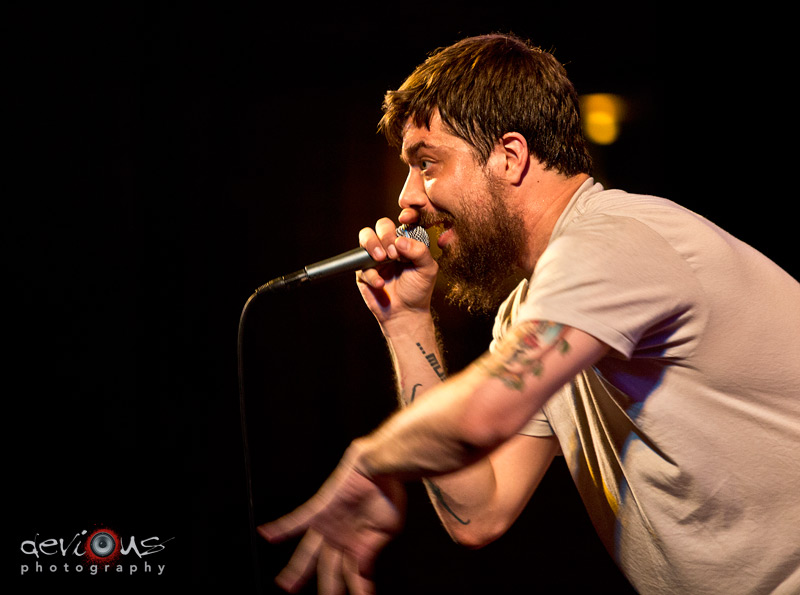 Live Concert Photos: Aesop Rock with Rob Sonic and DJ Big