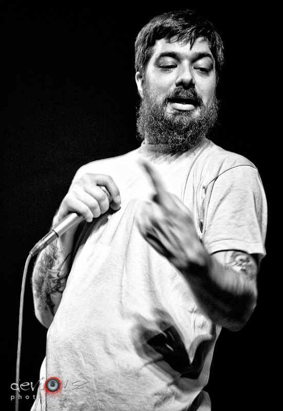 Live concert photos aesop rock with rob sonic and dj big wiz