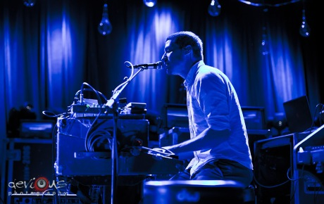 Mutemath Madison WI live concert photos Majestic Theater