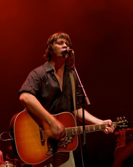 Old 97's Siam Nousallah Capitol Theater Madison WI live concert photos