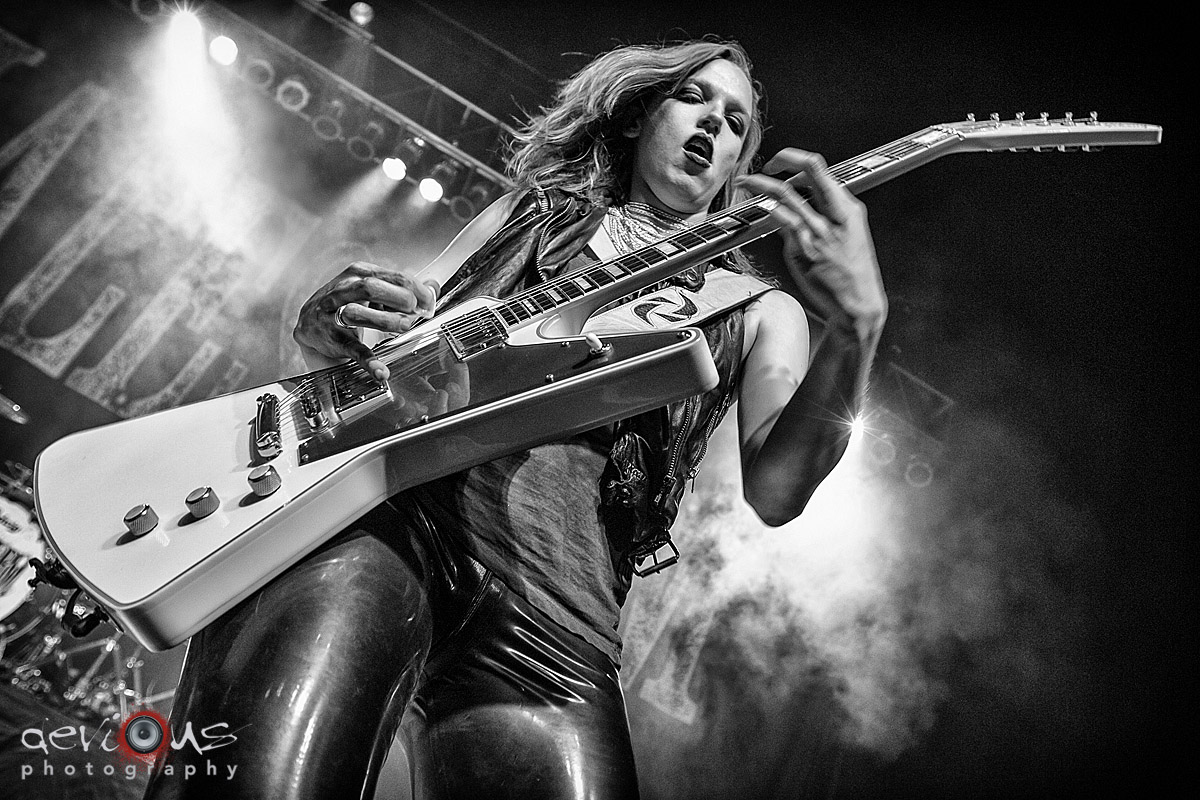live concert photos halestorm true endeavors presents