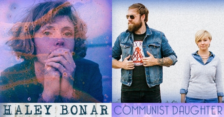 Hayley Bonar Communist Daughter